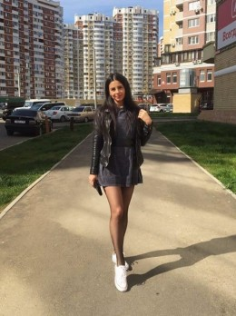 Albina - Hot escort in Krasnodar (Russia)