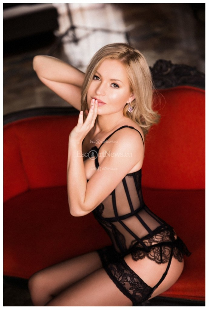 Escort in Moscow - Anya-CDC