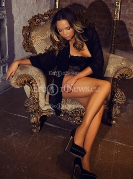 Yana - Hot escort in St. Petersburg (Russia)