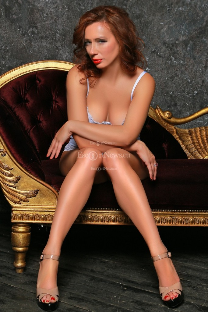 Escort in Moscow - DIANA