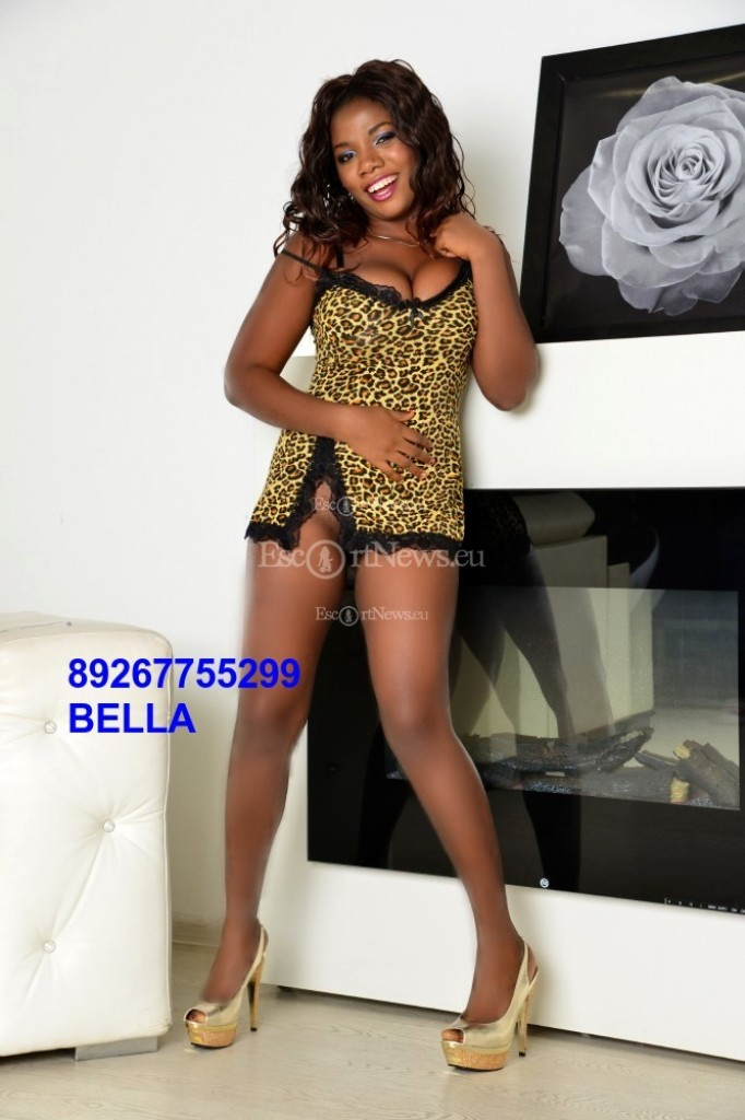 Escort in Moscow - BELLA